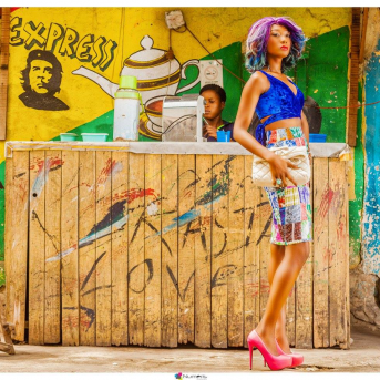 African clothing - Ciss St Moise