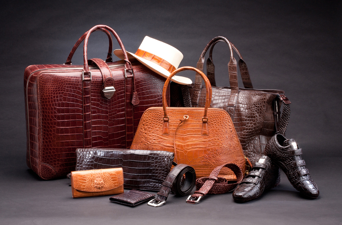 Skins & Leather Products Made in Africa