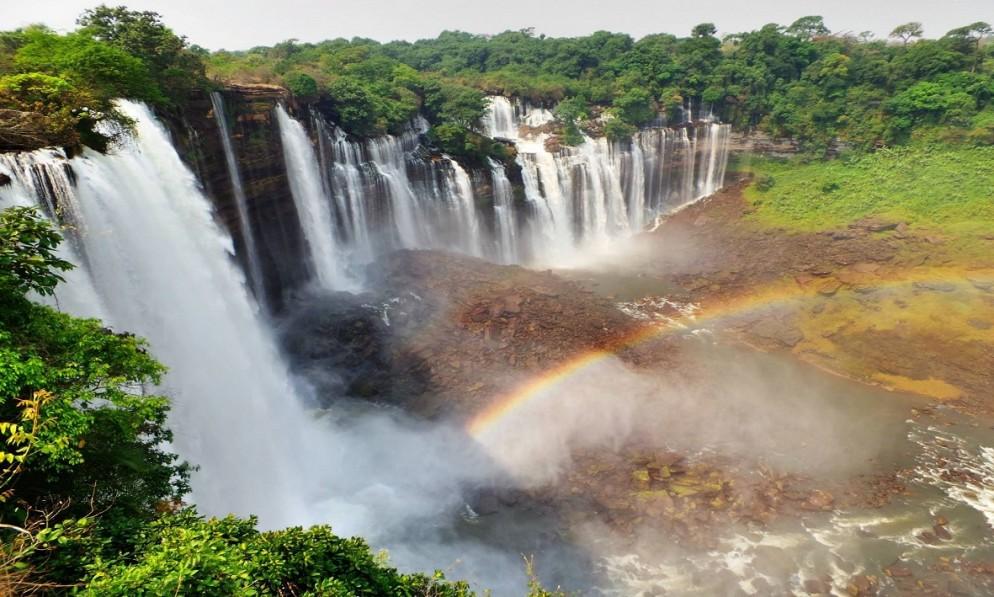 Kalandula Waterfalls - Angola