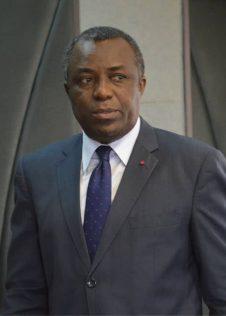 H.E Mr Laurent Serge Etoundi Ngoa