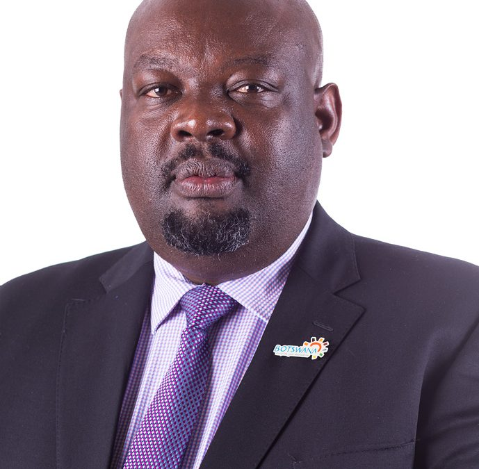 BITC CEO Olebile